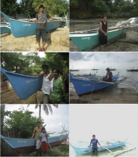 Bantayan Back to Sea Boats